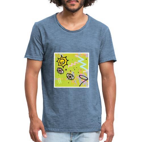 Childhood - T-shirt vintage Homme