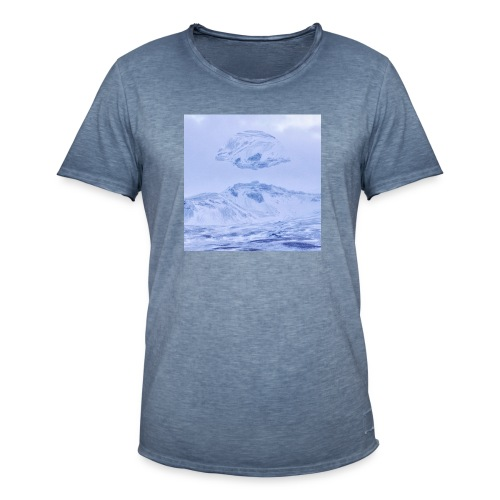 Bárðarbunga - Men's Vintage T-Shirt