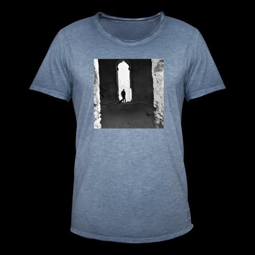 Misted Afterthought - Men's Vintage T-Shirt