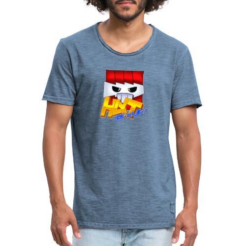 Ropa de el HLYT Remake - Camiseta vintage hombre