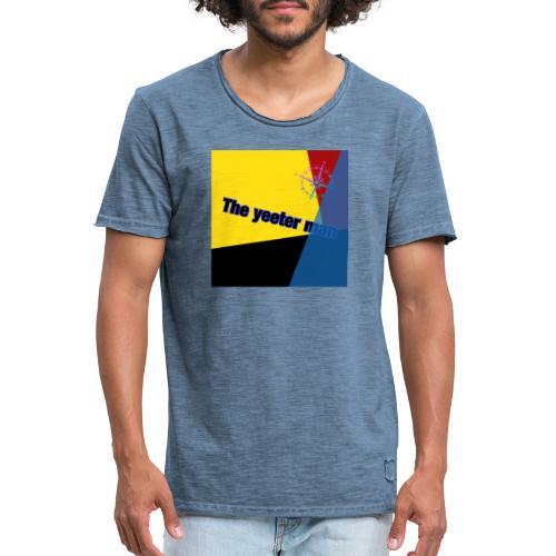 yeet - Vintage-T-shirt herr