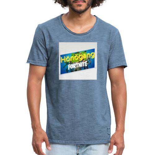 Hönögang - Miesten vintage t-paita