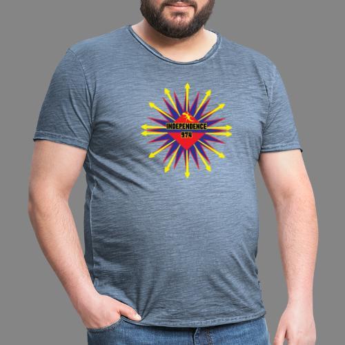 Independence 974 - T-shirt vintage Homme