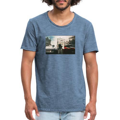 Rich$Sexy2 - Männer Vintage T-Shirt