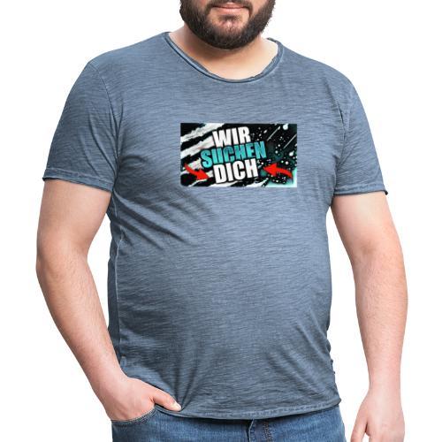 Screenshot 20200201 164243 - Männer Vintage T-Shirt