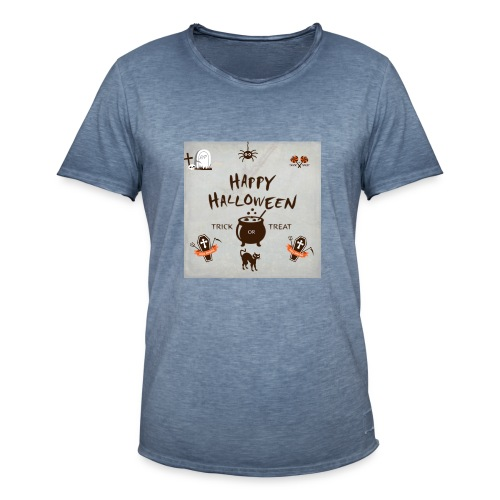 helloween 10 - Men's Vintage T-Shirt
