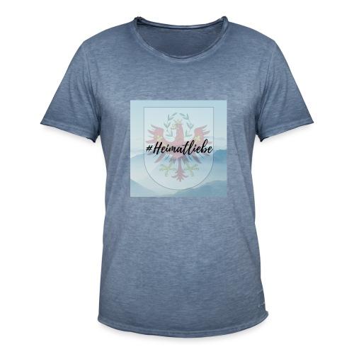 #Heimatliebe - Männer Vintage T-Shirt