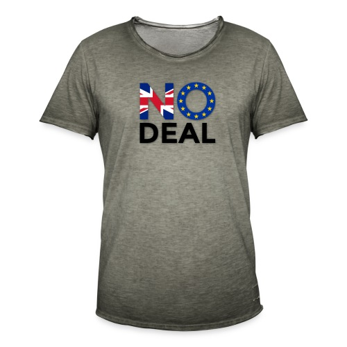 No Deal - Men's Vintage T-Shirt