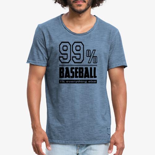 99 - T-shirt vintage Homme