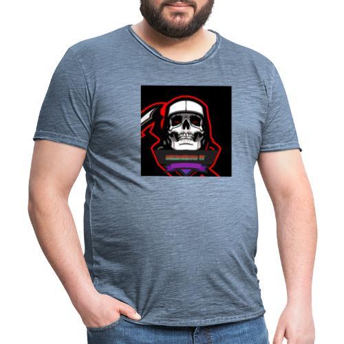 DerMagier432YT Shop - Männer Vintage T-Shirt