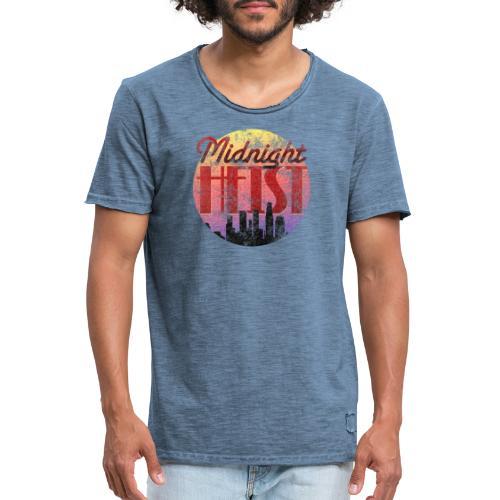 Midnight Heist - Men's Vintage T-Shirt