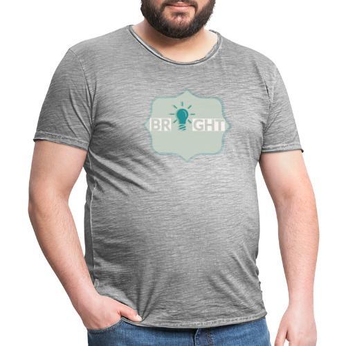 bright - Men's Vintage T-Shirt