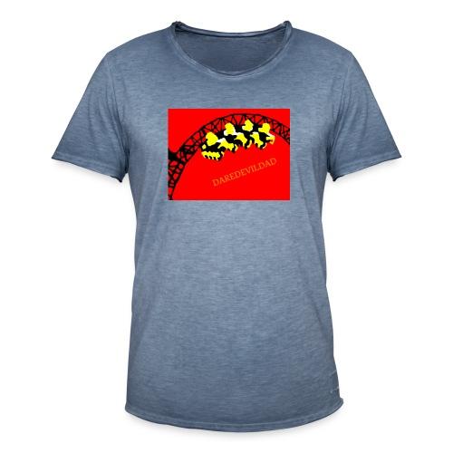 DareDevilDad - Men's Vintage T-Shirt