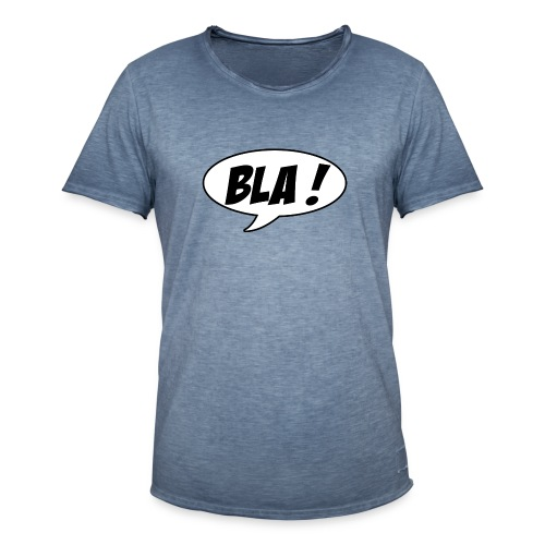 Bla - Men's Vintage T-Shirt