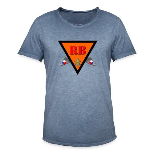 Robinblitz - Men's Vintage T-Shirt