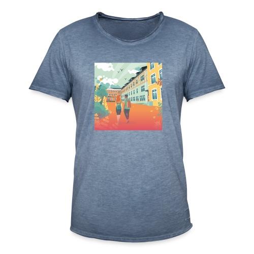 T-Shirt Vie À Saint André 108 - T-shirt vintage Homme