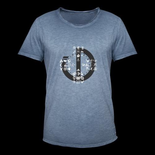 Ultime Decathlon - Nostalgie saisons 3 à 6 - T-shirt vintage Homme