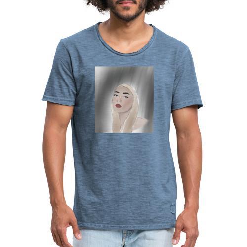 annaerbanan tik tok - Vintage-T-skjorte for menn