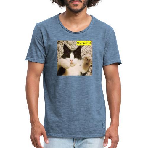Ejj - Herre vintage T-shirt