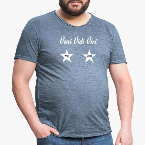 Veni vidi vici - T-shirt vintage Homme