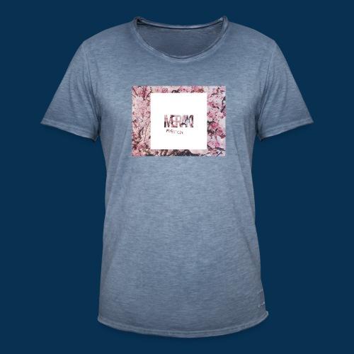 Sakura - Vintage-T-shirt herr