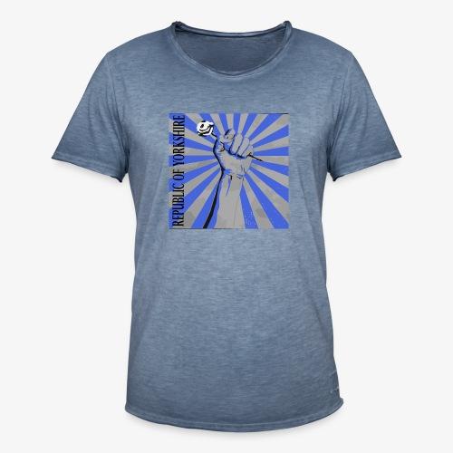 Republic of Yorkshire - Men's Vintage T-Shirt