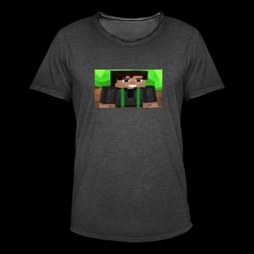 EnZ PlayZ Profile Pic - Men's Vintage T-Shirt