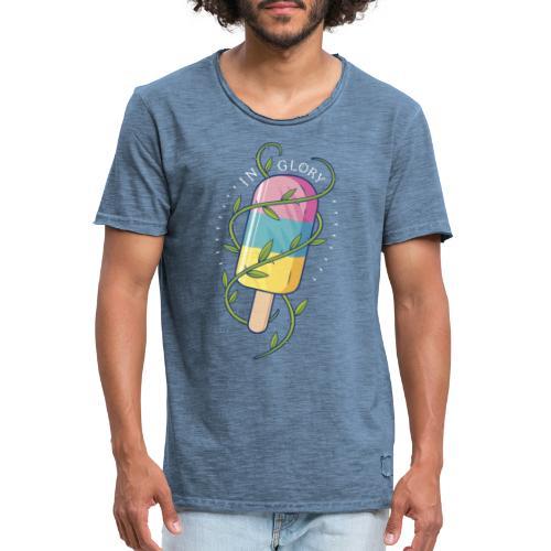 IN GLORY - Männer Vintage T-Shirt