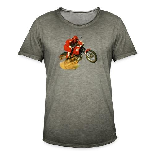 Marlboro-Nixe - Mannen Vintage T-shirt