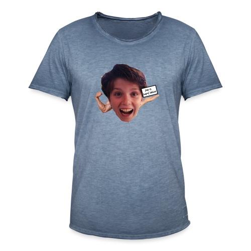 Joep - Mannen Vintage T-shirt