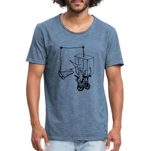 dude food - Men's Vintage T-Shirt
