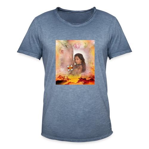 indian spring - Männer Vintage T-Shirt