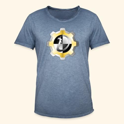 Team DSC logo - Men's Vintage T-Shirt