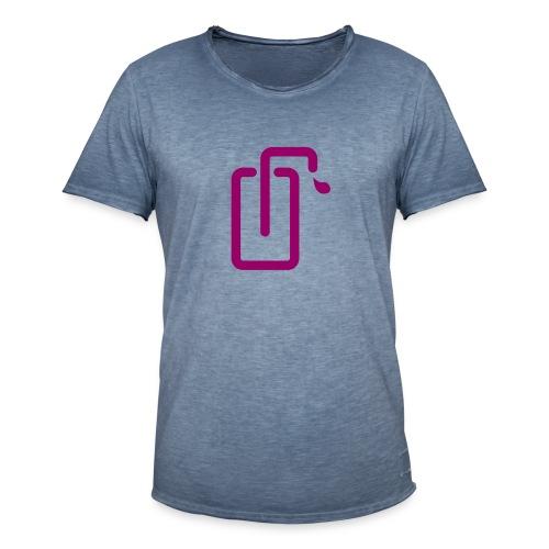 Liquidsoap logo - T-shirt vintage Homme