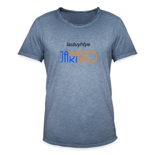 JaRisto Lauluyhtye - Miesten vintage t-paita