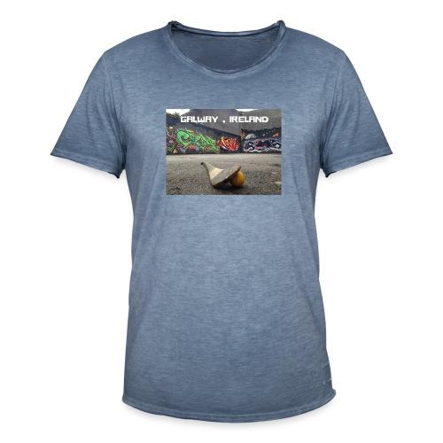 GALWAY IRELAND BARNA - Men's Vintage T-Shirt