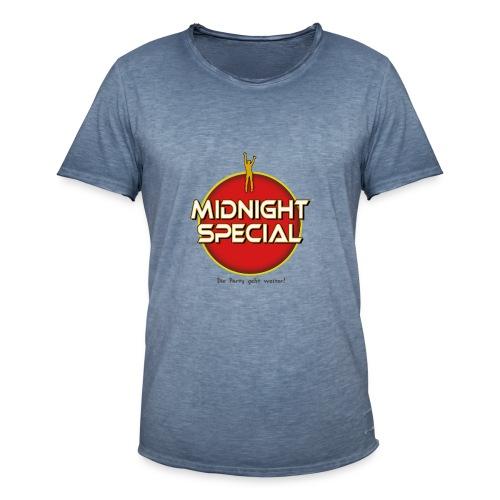 midnight egoc orig - Männer Vintage T-Shirt