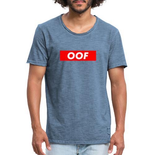 Oof Merch! - Herre vintage T-shirt
