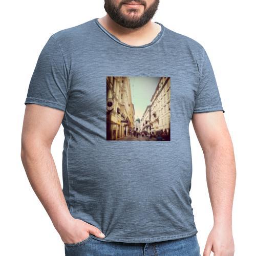 Vienna - Männer Vintage T-Shirt