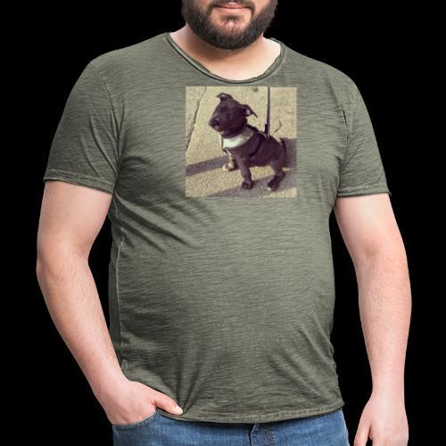 Pablo - Männer Vintage T-Shirt