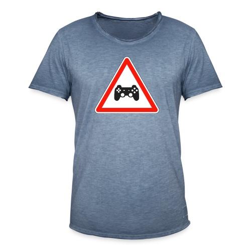 cedezaujeux - T-shirt vintage Homme