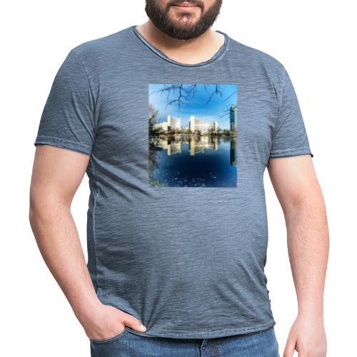 Kaisermühlen - Männer Vintage T-Shirt