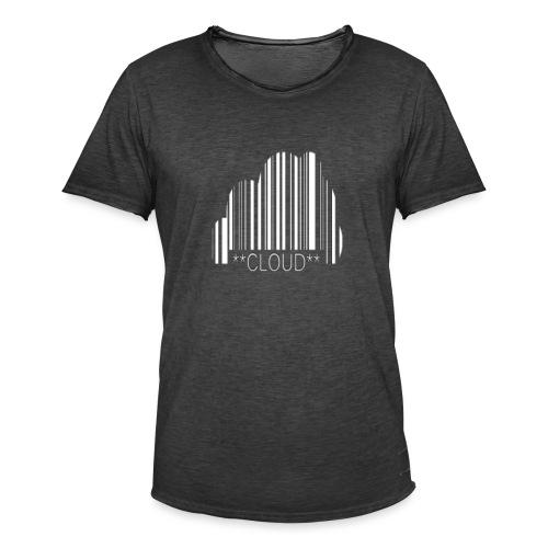Cloud - Men's Vintage T-Shirt