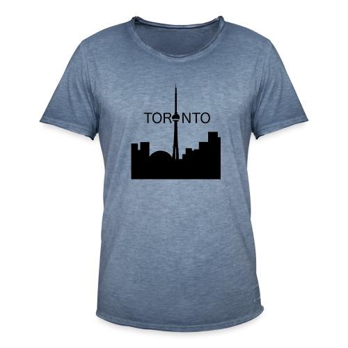 Toronto - Vintage-T-shirt herr