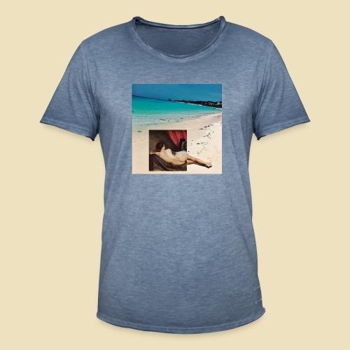 Arte contemporanea - Maglietta vintage da uomo