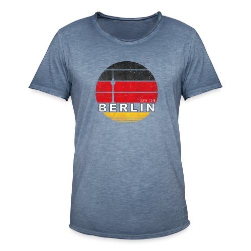 BERLIN, Germany, Deutschland - Men's Vintage T-Shirt