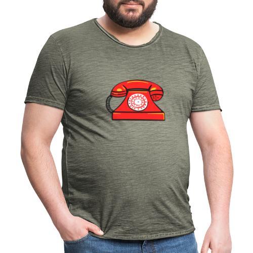 PhoneRED - Men's Vintage T-Shirt