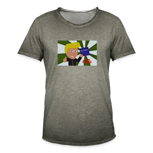 1960-luku - Miesten vintage t-paita