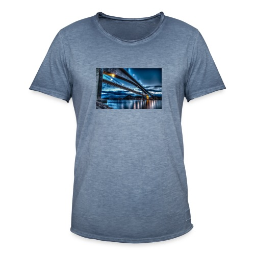 kristiansand yorkers - Men's Vintage T-Shirt