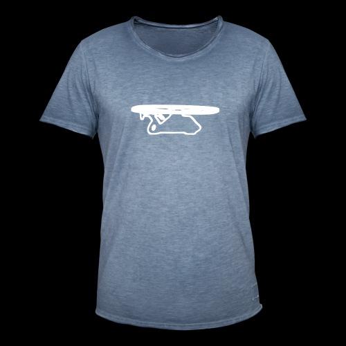comanche - Männer Vintage T-Shirt